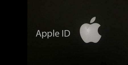 فراموش کردن پسورد Apple ID