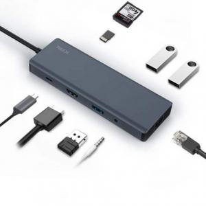 هاب USB-C چهار پورت جی سی پال مدل Linx