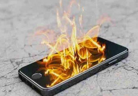 داغ کردن موبایل