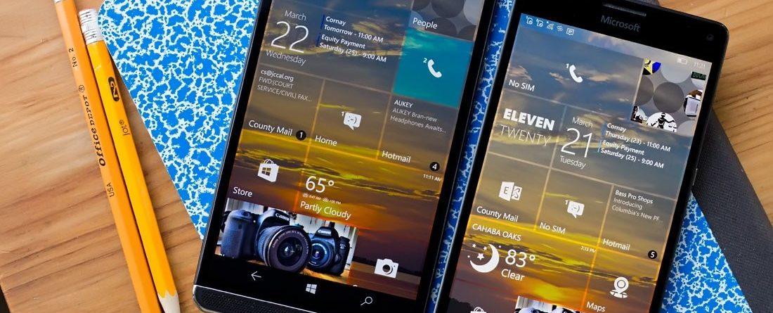 مایکروسافت پشتیبانی از ویندوز 10 موبایل را پایان داد