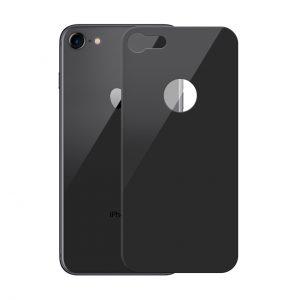 محافظ پشت گوشی شیشه ای JCPal با قطر 0.26 میلی متر مناسب برای آیفون 7 Plus و آیفون 8 Plus مشکی