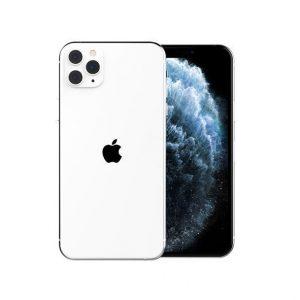 گوشی موبایل اپل مدل iphone 11 pro max سفید