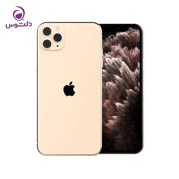 گوشی آیفون iPhone 11 pro طلایی