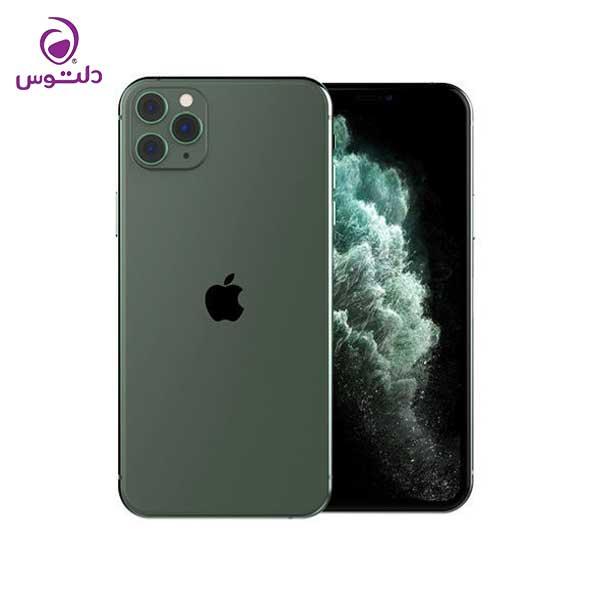 گوشی آیفون iPhone 11 pro سبز