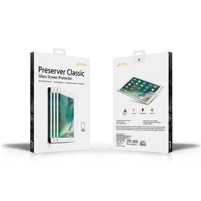 محافظ صفحه نمایش شیشه ای آیپد پرو 10.5 اینچ برند JCPal