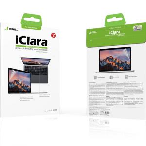 محافظ صفحه نمایش مک بوک 12 اینچی Jcpal مدل iClara