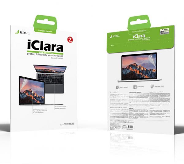 محافظ صفحه نمایش مک بوک پرو 13 اینچی Jcpal مدل iClara