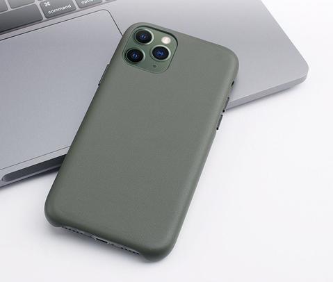 قاب سبز طرح چرم آیفون 11 Pro از JCPal مدل iGuard