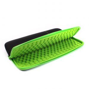 کاور مک بوک 13 اینچی سبز Jcpal مدل Neoprene Classic Sleeve