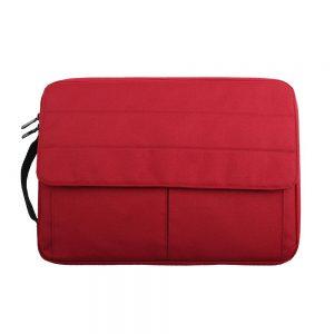 کیف مک بوک 13 اینچی قرمز Jcpal مدل SleeVery