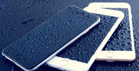 آب خوردگی موبایل