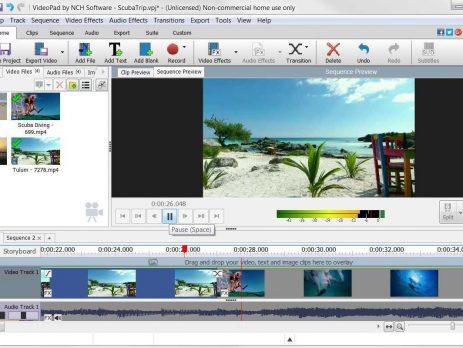 برنامه های ادیت فیلم برای ios