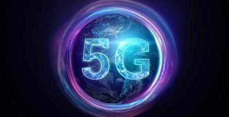 گوشی های مجهز به اینترنت 5G