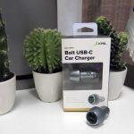 شارژر فندکی جی سی پال (JCPal) مدل Bolt USB-C
