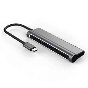 هاب 6 پورت USB-C جی سی پال
