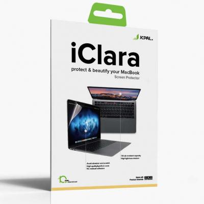 محافظ صفحه نمایش مک بوک پرو 16 اینچی Jcpal مدل iClara