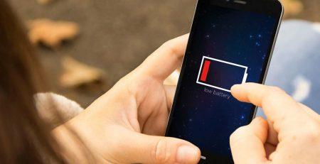 شارژ کردن موبایل