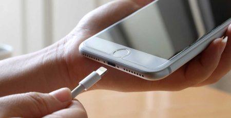 استفاده از شارژر نامناسب برای موبایل