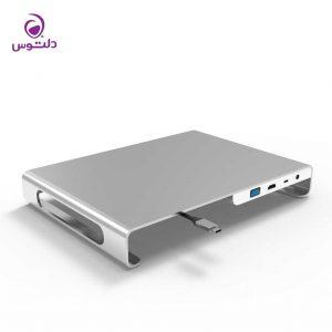 استند مولتی پورت 11 پورت USB-C جی سی پال