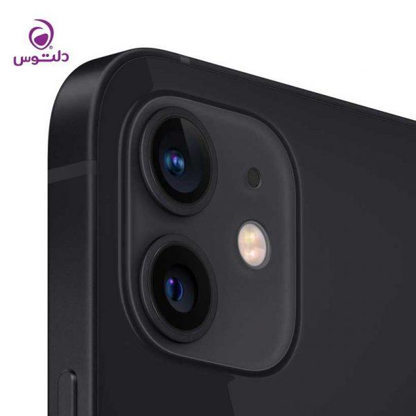 گوشی موبایل اپل مدل iphone 12 مشکی 256 گیگابایت