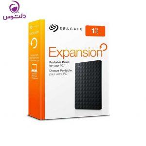 هارد اکسترنال سیگیت مدل Expansion ظرفیت 1 ترابایت