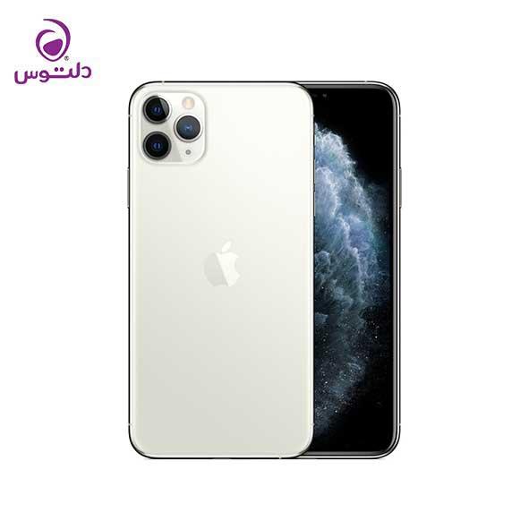 گوشی آیفون iPhone 11 pro نقره ای
