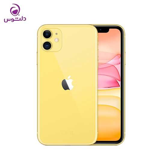 گوشی آیفون iPhone 11 زرد