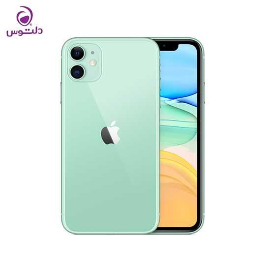 گوشی آیفون iPhone 11 سبز