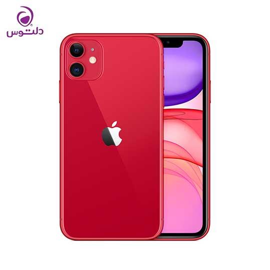 گوشی آیفون iPhone 11 قرمز