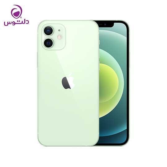 گوشی آیفون iPhone 12 mini سبز