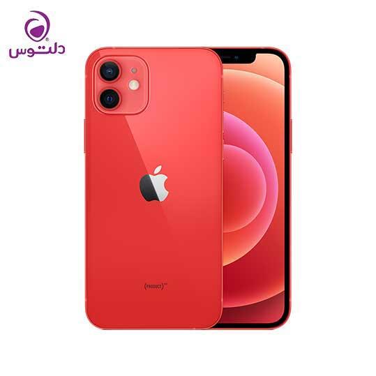 گوشی آیفون iPhone 12 mini قرمز