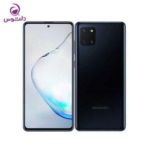 گوشی سامسونگ Samsung Galaxy Note10 Lite مشکی