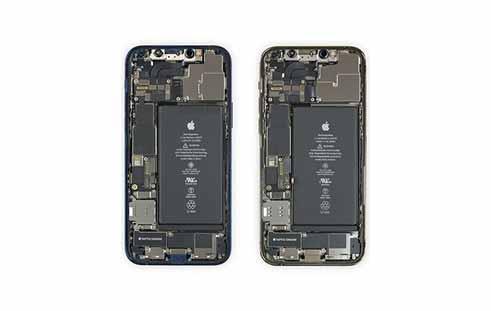 تعمیرات موبایل آیفون ۱۲