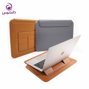 کیف لپ تاپ 13 اینچ چند منظوره جی سی پال