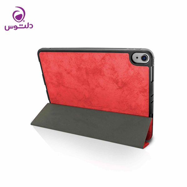 کاور قرمز 10.9 اینچ آیپد ایر 4 جی سی پال (JcPal) 2020 مدل DuraPro