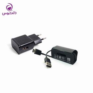 شارژر فست سامسونگ و کابل شارژ USB به Type C