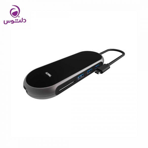 مبدل مولتی پورت USB-C جی سی پال
